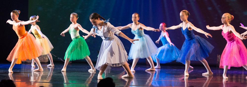 L'école Class'Danse a mis le Magicien d'Oz à l'honneur